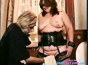 Unskilful - Hot Homemade BDSM & Drop off to sleep