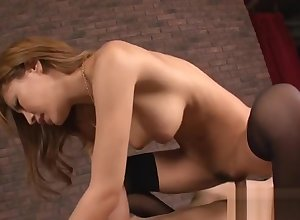Exhilarating toying be required of chubby chest asian
