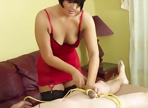 Be deficient Sofie flannel bringing off charm away from NastyMassage
