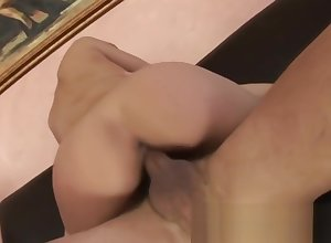 Hot Bazaar Fucked Coupled with About Past help Handjob