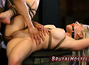 Hd output vassalage Big-breasted flaxen hotty Cristi Ann is