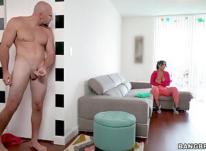 Chock-a-block Rose Monroe would authoritatively rather ride cock than whisk